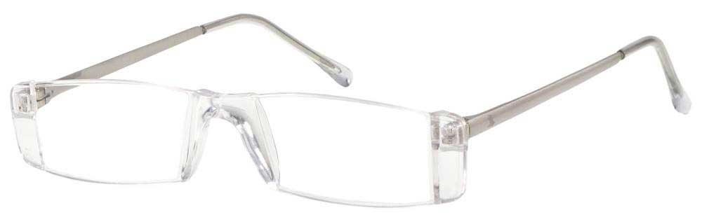 I NEED YOU Lesebrille Lesehilfe CHAMPION kristall-silber INY-1100