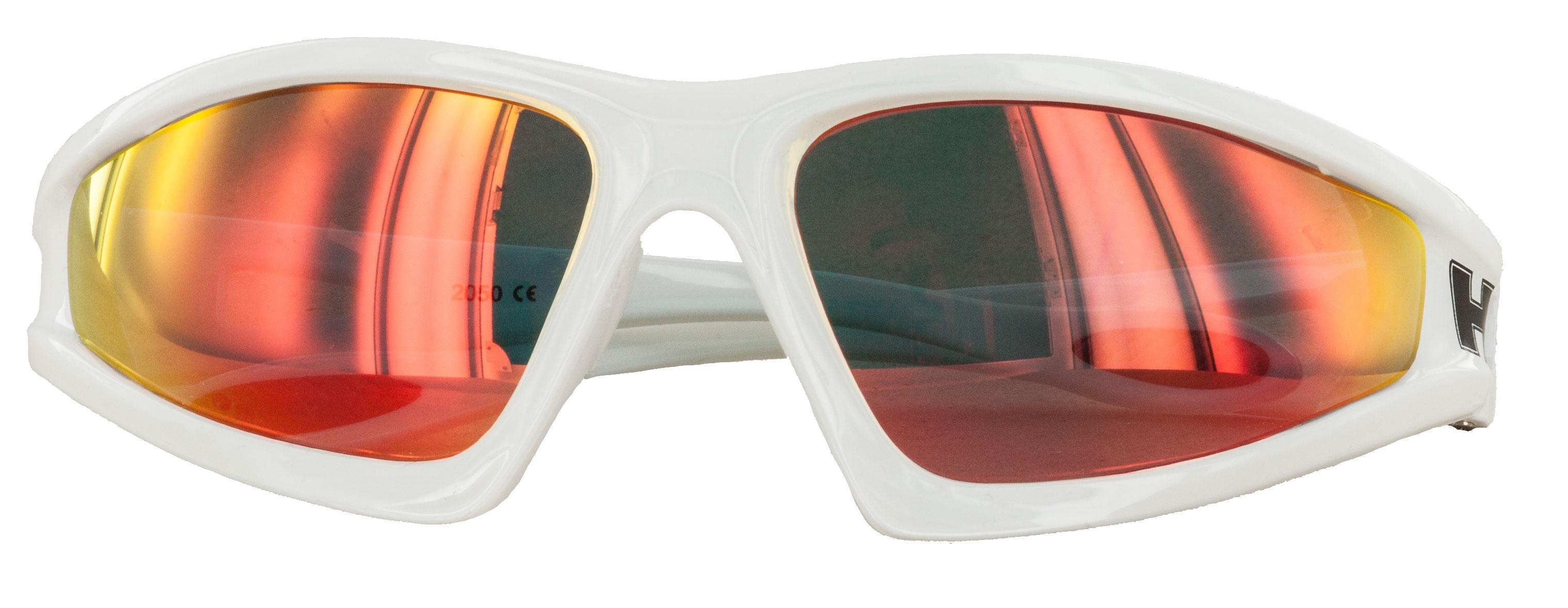 HSE SportEyes FALCON-X 2050w-arv weiß Sport Sonnenbrille Motorradbrille