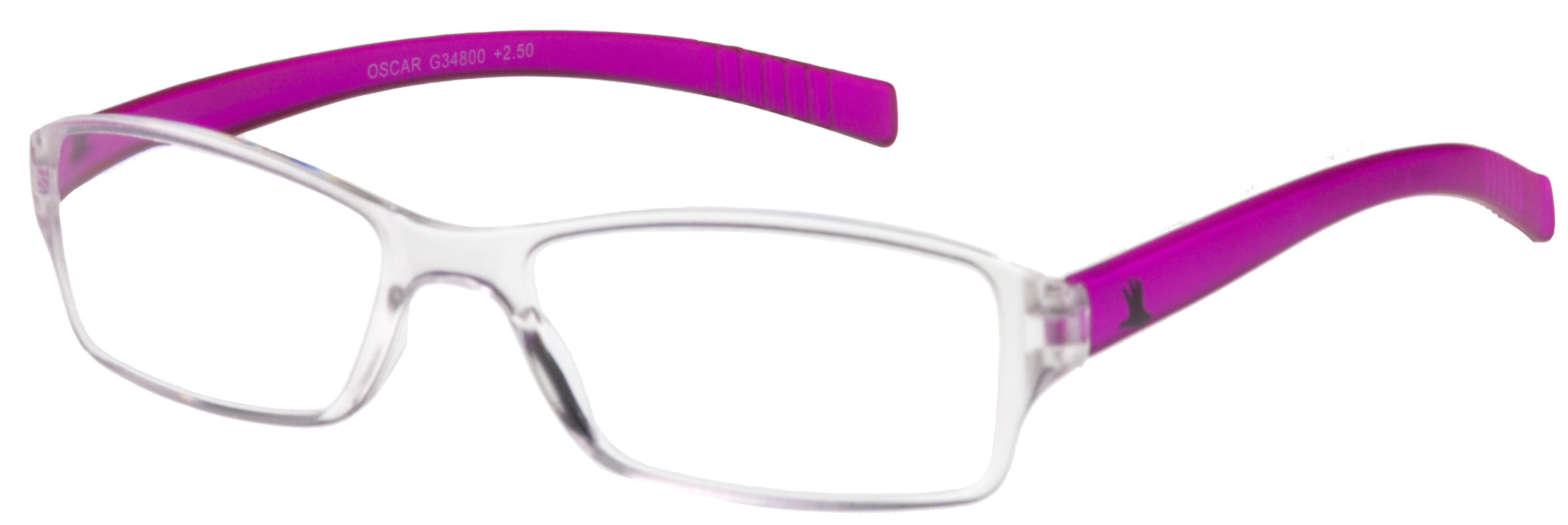 Damen Lesebrille I NEED YOU Lesehilfe OSCAR pink INY-348XX