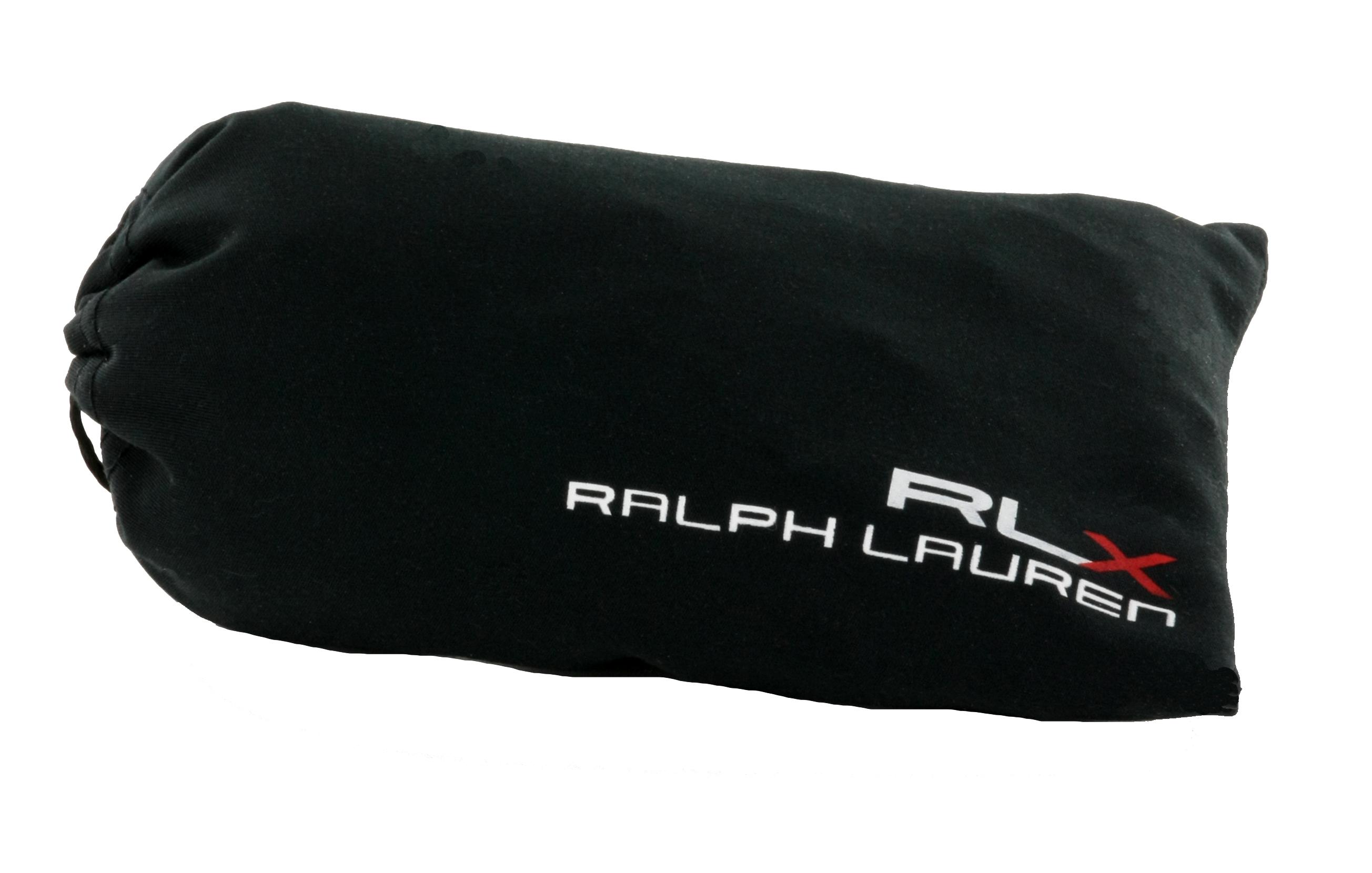 Polo Ralph Lauren RLX Sport Sonnenbrille gelb schwarz 510787 Size 64