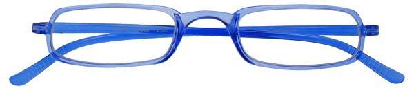 Damen Lesebrille Lesehilfe I NEED YOU Gang blau INY-76XX